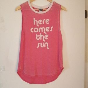 Modern lux Pink camisole size large